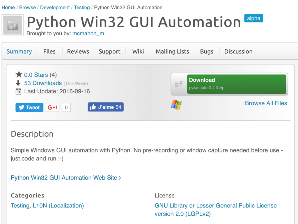 Python Win32 GUI Automation - Software Testing Tools Guide