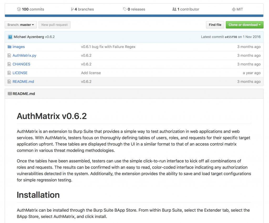 AuthMatrix - Software Testing Tools Guide