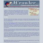 JCrawler