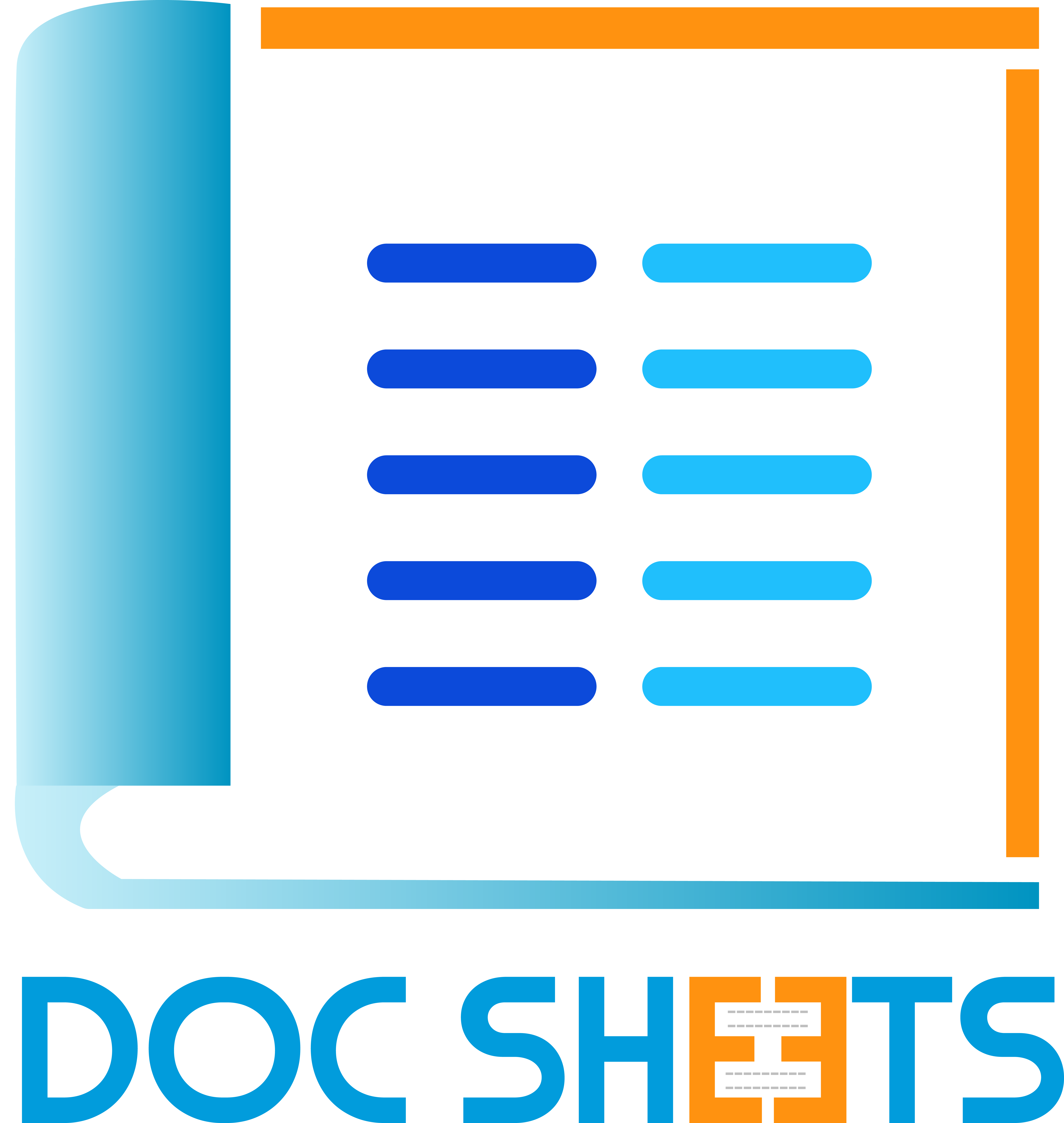 Doc Sheets