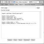 HTTP::Recorder